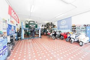 Officina Piaggio, Piaggio veicoli commerciali, moto, motocicli