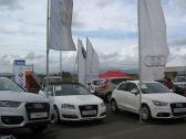 Audi nuove in esposizione Grosseto